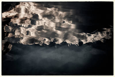 Photograph - Ripple Clouds by Lenny Carter