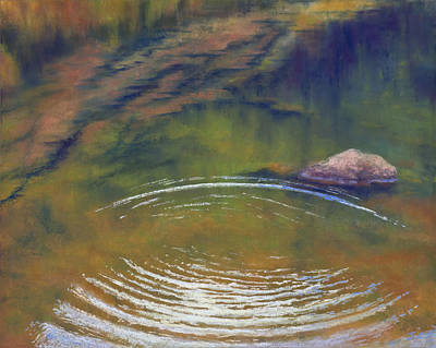 Painting - Ripple Effect by Marjie Eakin-Petty