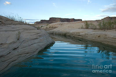 Photograph - Ripple In Desert Cove by Kate Sumners