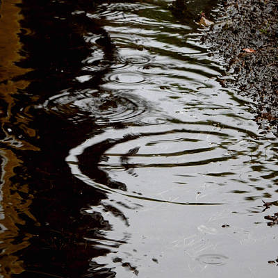 Photograph - Ripple In Time by Pamela Walton
