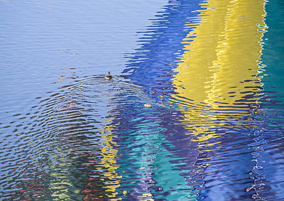 Photograph - Ripples by Alex Lapidus