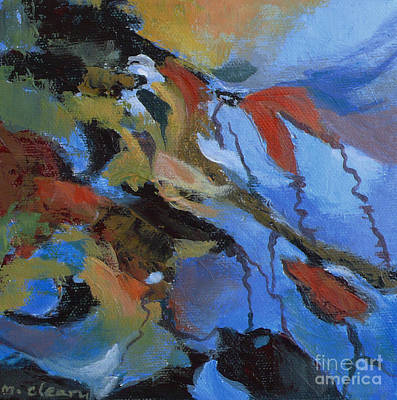 Painting - Ripples No.8 by Melody Cleary