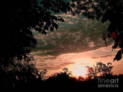 Photograph - Rise And Shine V by Scott B Bennett