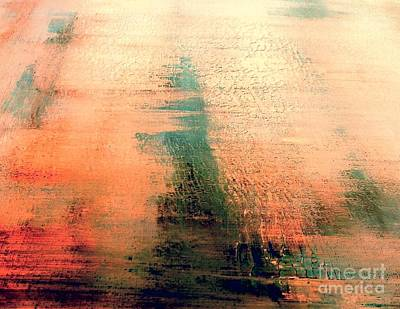 Art Print featuring the painting Rise by Jacqueline McReynolds