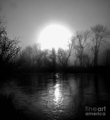 Photograph - Rise On The French Broad by Hominy Valley Photography
