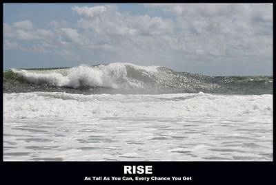 Photograph - Rise by Robert Banach