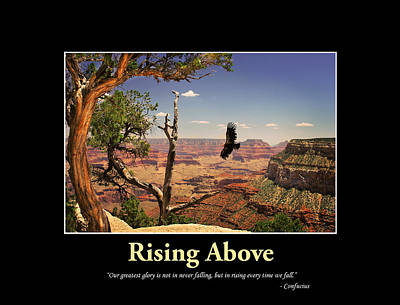 Photograph - Rising Above Your Obstacles by Gregory Ballos