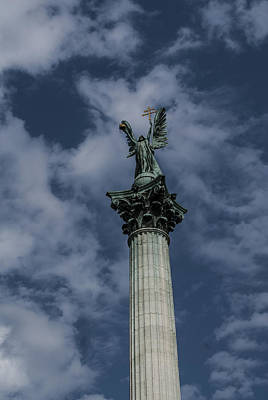 Budapest Sightseeing Tours Photograph - Rising by Sabina Cosic