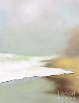 Rising Tides Art Print by Frances Marino