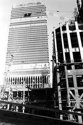 Beastie Boys - Rising Towers by William Haggart