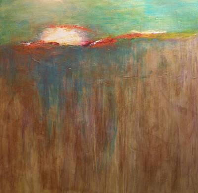 Painting - Rising by Valerie Greene