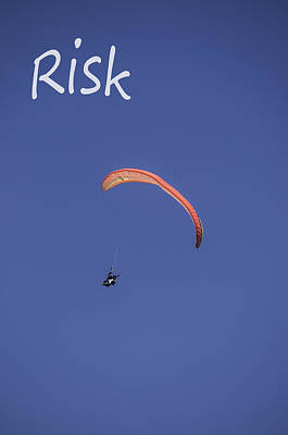 Photograph - Risk by Sherri Meyer