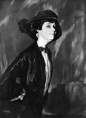 Rita Painting - Rita De Acosta Lydig (1875-1929) by Granger