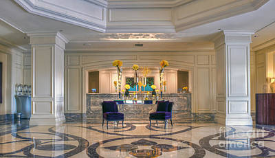 Photograph - Ritz-carlton Laguna Niguel Ca by David Zanzinger