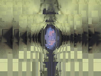 Albatross Digital Art - Riven by Tim Allen