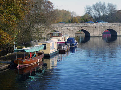 Photograph - River Avon by Tony Murtagh