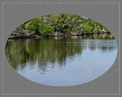 River Bend Art Print by Dennis Dugan