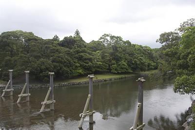Photograph - River Crossing by Masami Iida