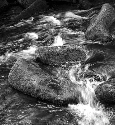 Photograph - River Flow by Jerry Hart