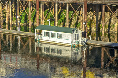 Photograph - River Front 2 Sacramento by SC Heffner