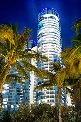 Photograph -  Ft. Lauderdale River House by Mark Andrew Thomas