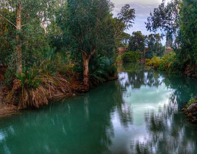 Jordan Photograph - River Jordan by Don Wolf