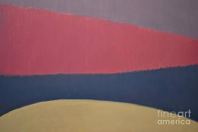 Artpro.com Painting - River by Karen Francis