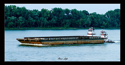 Daviess County Photograph - River Life by David Lester