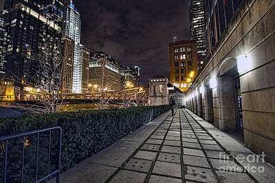 Photograph - River Nights by Steven K Sembach