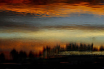 Photograph - River Of Sky by Laura Fasulo