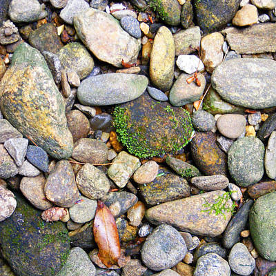 Photograph - River Rocks 2 by Duane McCullough