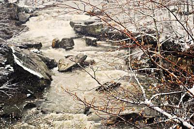 Berea Wall Art - Photograph - River Runs Cold by Rachel Barrett