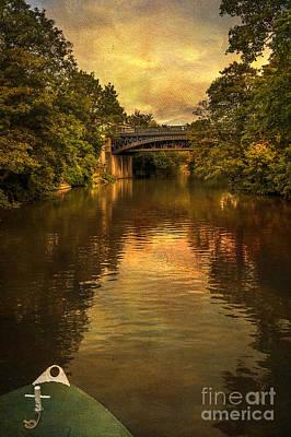 Observation Digital Art - River by Svetlana Sewell