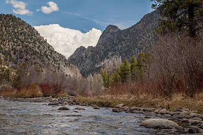 Photograph - River Wild by Ryan Heffron