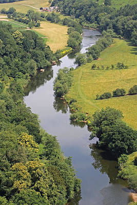 Photograph - River Wye by Tony Murtagh
