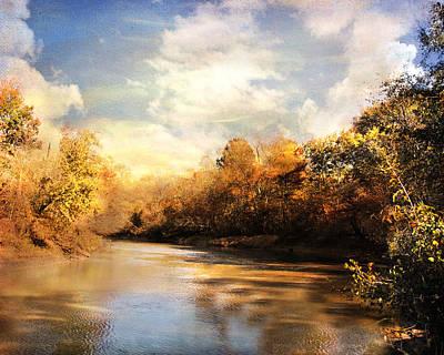 River Scenes Photograph - Riverbend by Jai Johnson