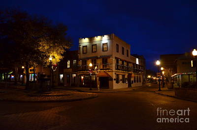 Photograph - Riverboat Landing Restaurant by Bob Sample