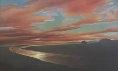 Rivermouth Art Print