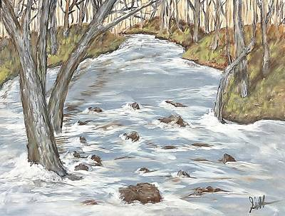 Have A Cupcake - Rivers Edge by Siobhan  Hollowell