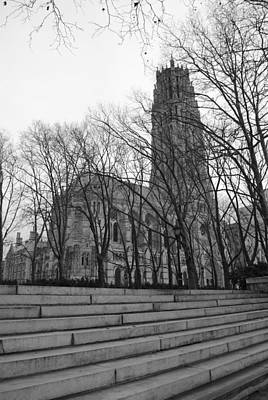 Photograph - Riverside Church New York by Robert  Moss
