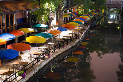 Photograph - Riverwalk At Rest by Rospotte Photography