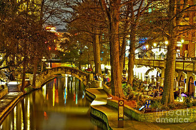 Riverwalk Art Print by Liesl Marelli
