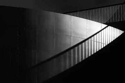 Rivets Photograph - Rivets by Hans-wolfgang Hawerkamp