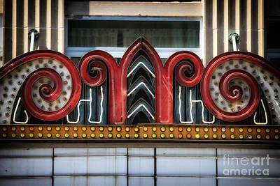 Photograph - Riviera Neon by John Rizzuto