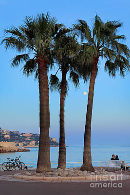 Turquoise Water Photograph - Riviera Romance by Inge Johnsson