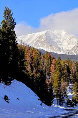 Photograph - Rmnp 4370 by Jerry Sodorff