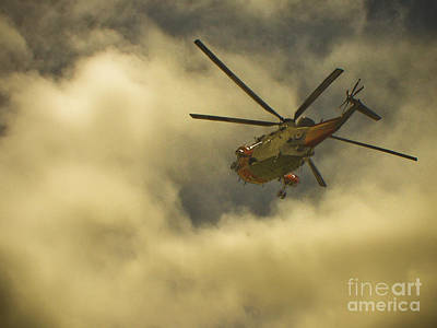 Photograph - Rnas Culdrose Search And Rescue  by Terri Waters