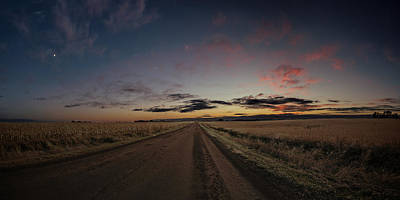 Photograph - Road Home by Aaron J Groen