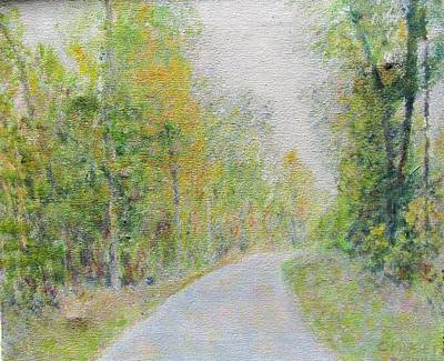 Painting - Country Road  by Glenda Crigger