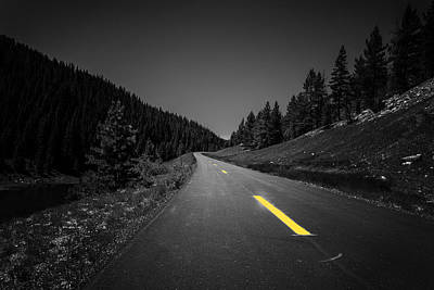 Photograph - Road Less Traveled by Casey Becker